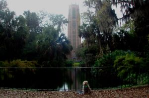 Gizmo at Bok Tower 1
